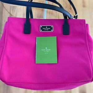 Kate Spade Pink Wilson Rd Dessi Crossbody Handbag